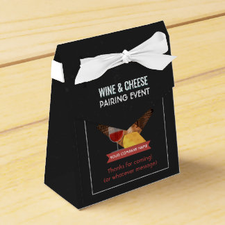 Der Wein und Käse, die Ereignis zusammenpassen, Geschenkschachtel