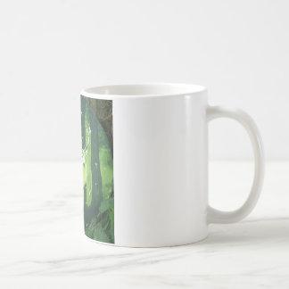 Der weiße Hirsch Kaffeetasse