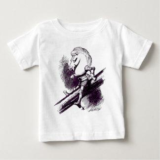 Der weiße Ritter Baby T-shirt