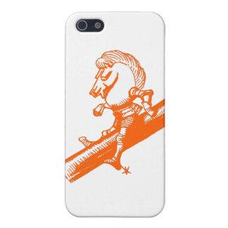 Der weiße Ritter iPhone 5 Schutzhülle