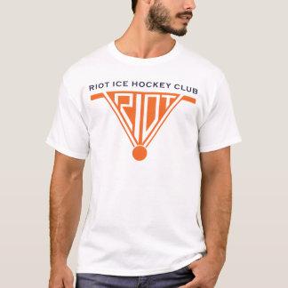 Der weiße T - Shirt der Aufstand-Männer
