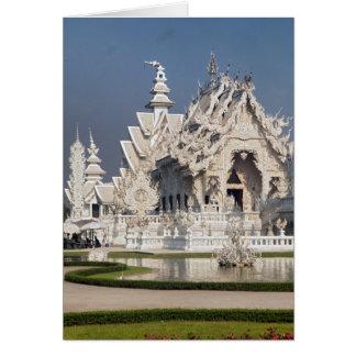 Der weiße Tempel (Wat Rong Khun), Thailand Karte