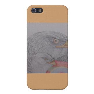 Der Weißkopfseeadler iPhone 5 Cover