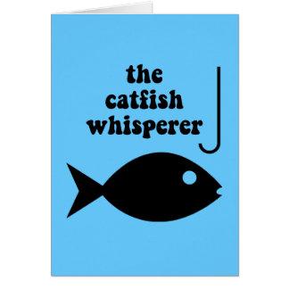der Wels Whisperer