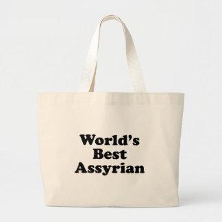 Der Welt der Assyrian gut Jumbo Stoffbeutel