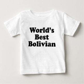 Der Welt der Bolivianer gut Baby T-shirt