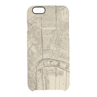 Der Welt industriell Durchsichtige iPhone 6/6S Hülle