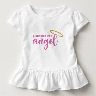 Der wenige Engel gekräuselte T - Shirt der