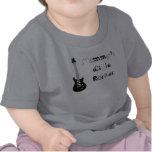 Der wenige Rocker der Mama T-Shirts