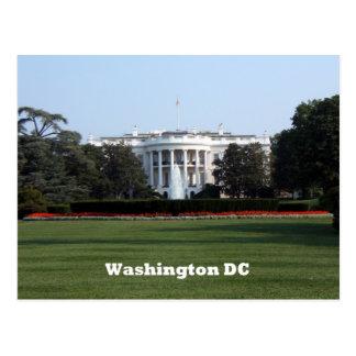 Der Whitehouse Postkarte