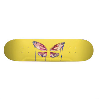 der Wind der Änderung! 18,1 Cm Old School Skateboard Deck