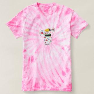 Der Wirbelsturm-Krawatten-T - Shirt der Frauen