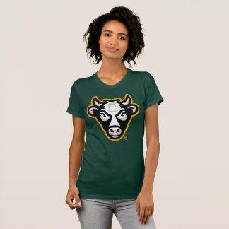 Der Wisconsin-Kuh-Frauen verurteilen T-Stück T-Shirt