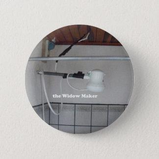 der Witwenhersteller Runder Button 5,1 Cm