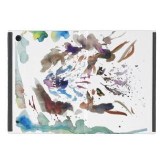 '' Der Wolf '' Etui Fürs iPad Mini