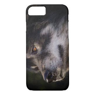 Der Wolf iPhone 8/7 Hülle