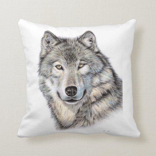 Der Wolf - The Wolf Kissen