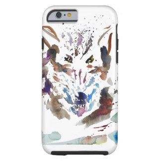 '' Der Wolf '' Tough iPhone 6 Hülle