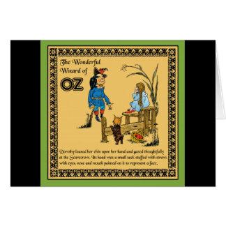 Der wunderbare Zauberer von Oz Karte