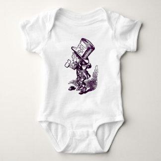 Der wütende Hutmacher Baby Strampler