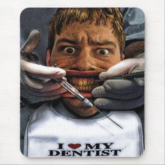Der Zahnarzt Mousepad