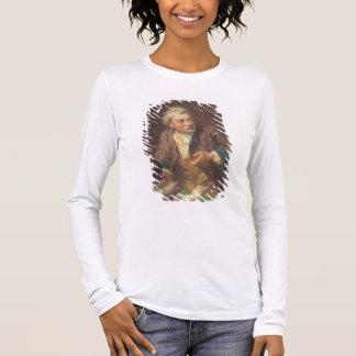 Der Zauberer (Öl auf Leinwand) (Paare von 124492) Langarm T-Shirt