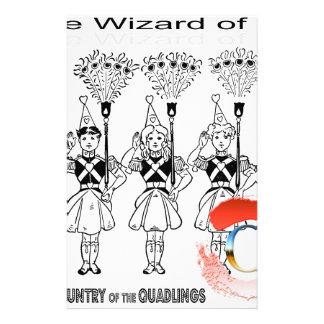 Der Zauberer von Oz Briefpapier