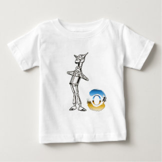 Der Zauberer von Oz - der ZinnWoodman Baby T-shirt