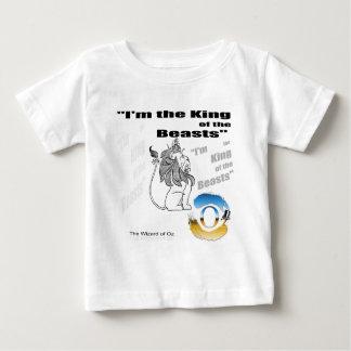 Der Zauberer von Oz - Illustration Baby T-shirt