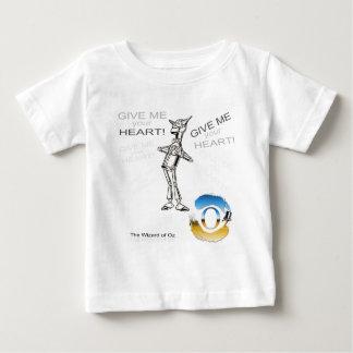 Der Zauberer von Oz - Zinn woodnan - Illustration Baby T-shirt