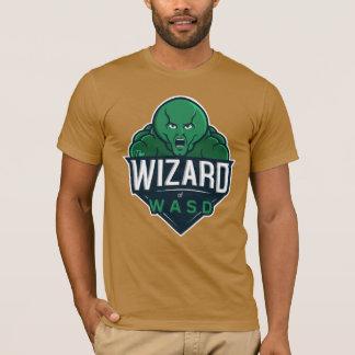Der Zauberer von WASD T-Shirt