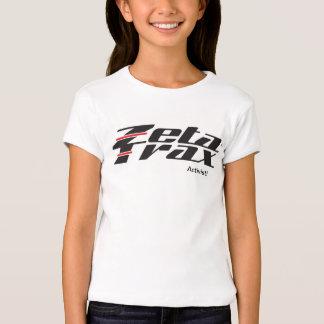 """Der Zeta-Trax-Aktivist des Mädchens """"!"""" Shirt -"""