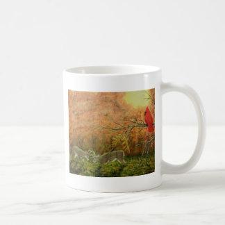 Der Zeuge der Natur Kaffeetasse