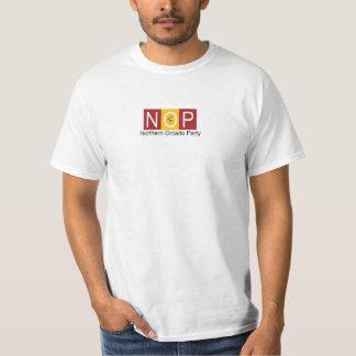 Der Zipperless NOP Männer Shirts u.