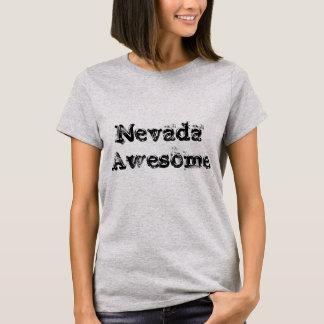 Der Zitat-Frauen Nevadas der fantastische T - T-Shirt