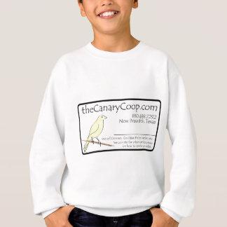 Der zitronengelbe Korb - neues Braunfels, Texas Sweatshirt