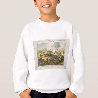 Der zivile Kriegs-Kampf von Shiloh Pittsburg Sweatshirt