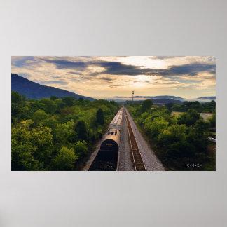 Der Zug Poster