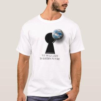 Der zukünftige Klimaaktivismus der Erde T-Shirt