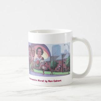 Der zweite Sonnenaufgang Kaffeetasse