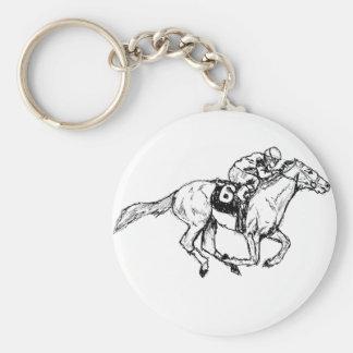 Derby ich Kentucky Schlüsselanhänger
