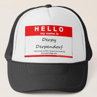 Derpy Derpendorf Truckerkappe