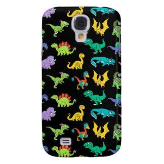 Derpy Dinosauriermuster Galaxy S4 Hülle