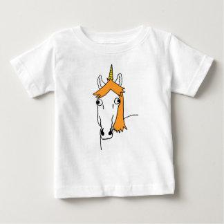 Derpy Einhorn Baby T-shirt