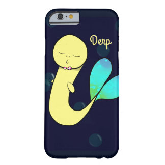 Derpy Fische iPhone 6/6s Fall Barely There iPhone 6 Hülle