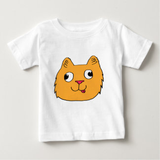 Derpy Katze Baby T-shirt