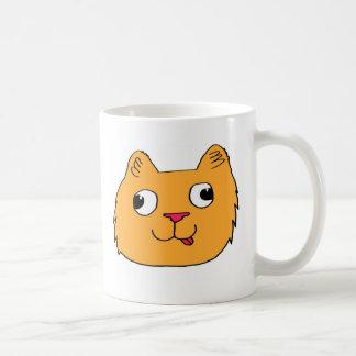 Derpy Katze Kaffeetasse