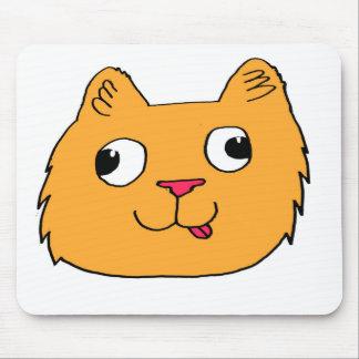 Derpy Katze Mauspad