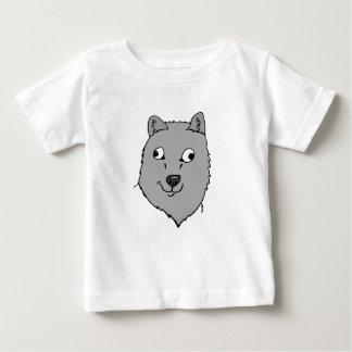 Derpy Wolf Baby T-shirt