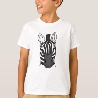 Derpy Zebra T-Shirt